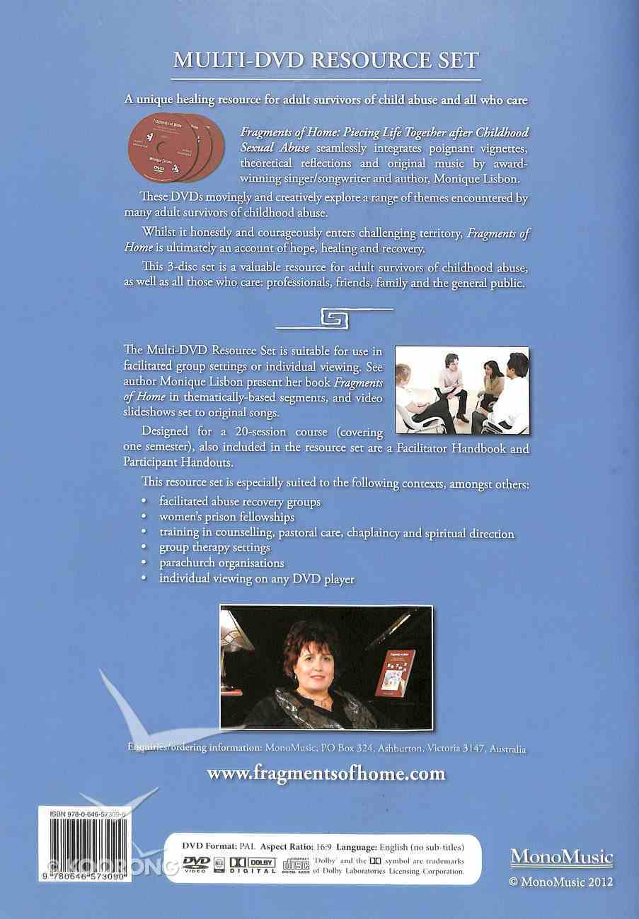 Fragments of Home (Multi-dvd Resource Set) Pack