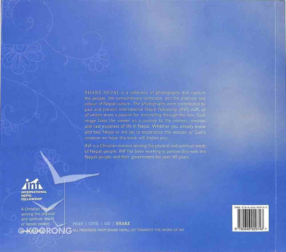 Share Nepal Paperback