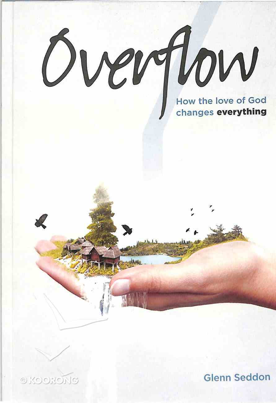 Overflow Paperback