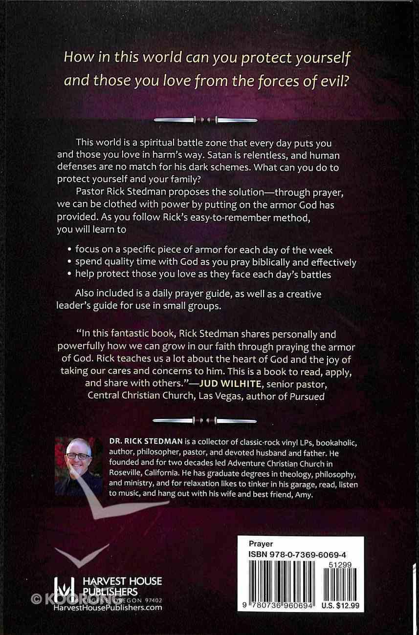 Praying the Armor of God Paperback