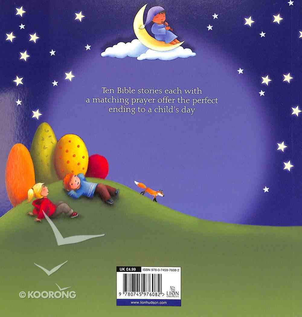 My Best Bedtime Bible: With a Bedtime Prayer to Share Paperback