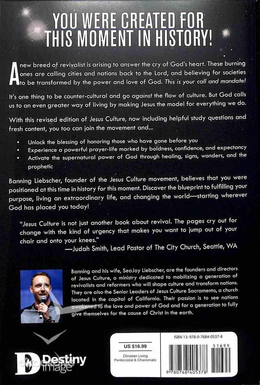 Jesus Culture Paperback