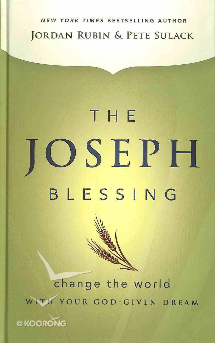 The Joseph Blessing Hardback