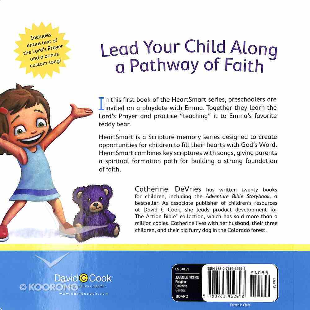 Let's Learn About the Lord's Prayer Board Book