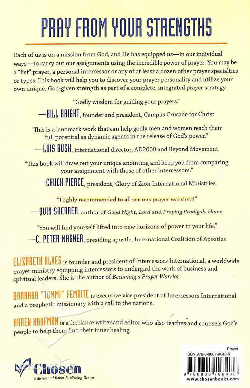 Intercessors Paperback