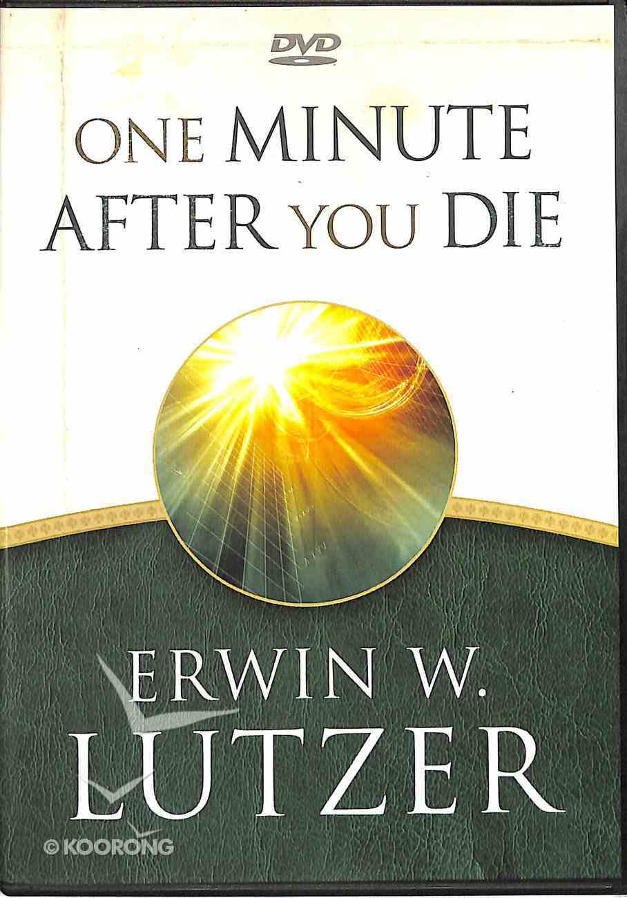 One Minute After You Die (Dvd) DVD