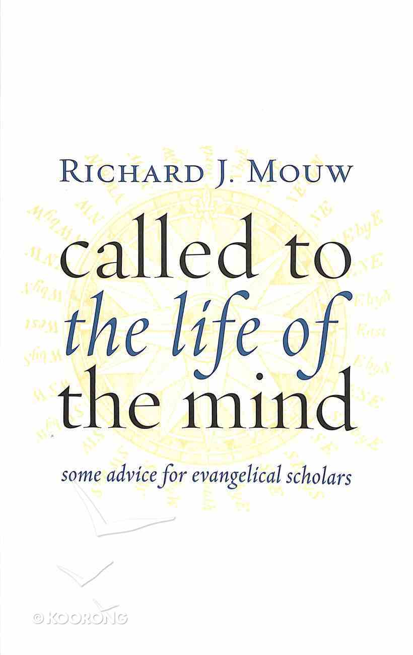 Called to the Life of the Mind Paperback