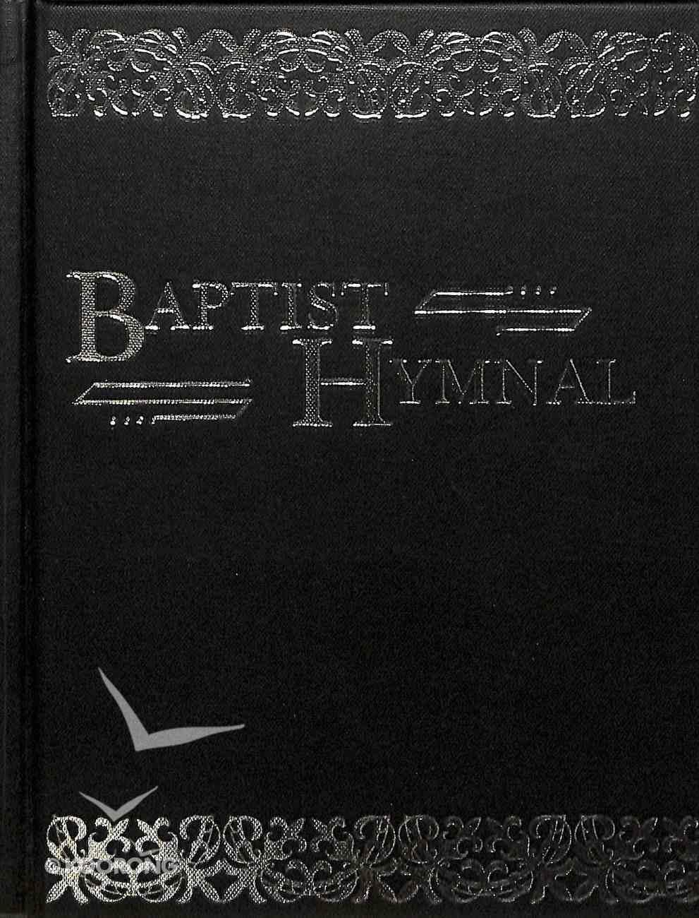 The Baptist Hymnal (Word Edition) Hardback