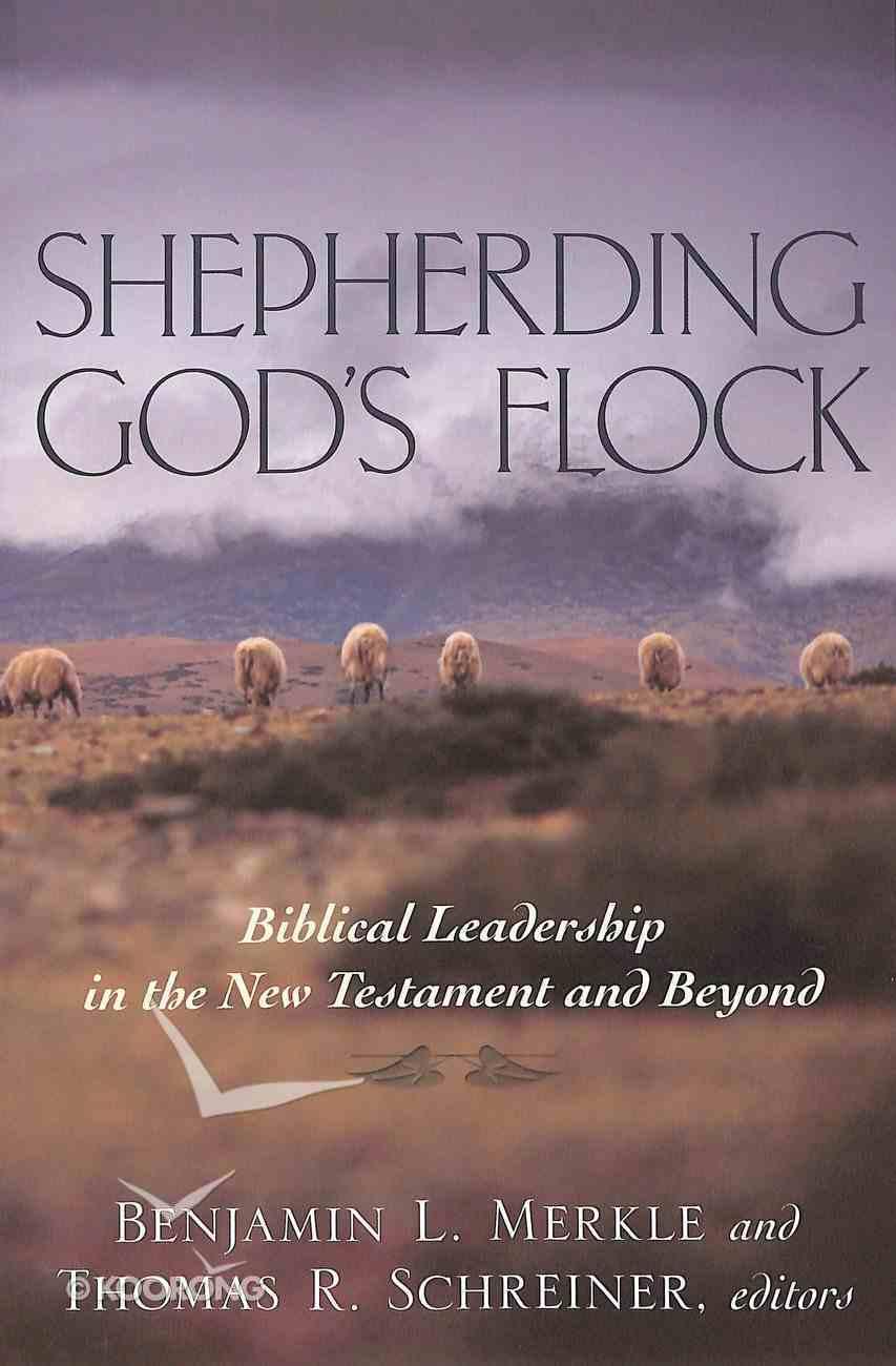 Shepherding God's Flock Paperback
