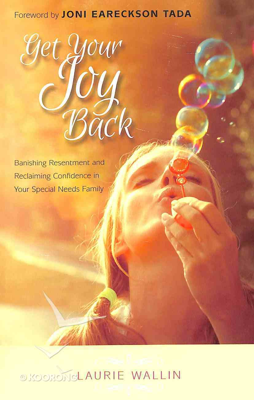 Get Your Joy Back Paperback