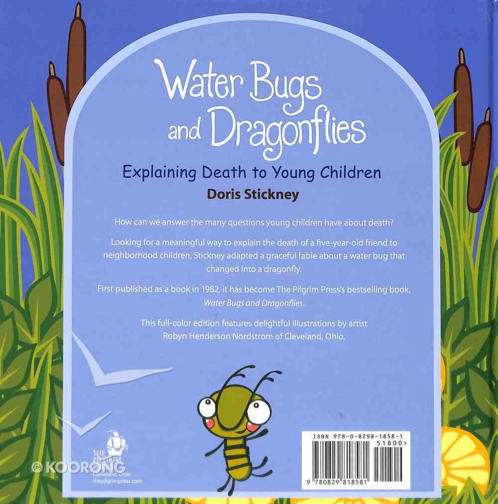 Water Bugs and Dragonflies Hardback
