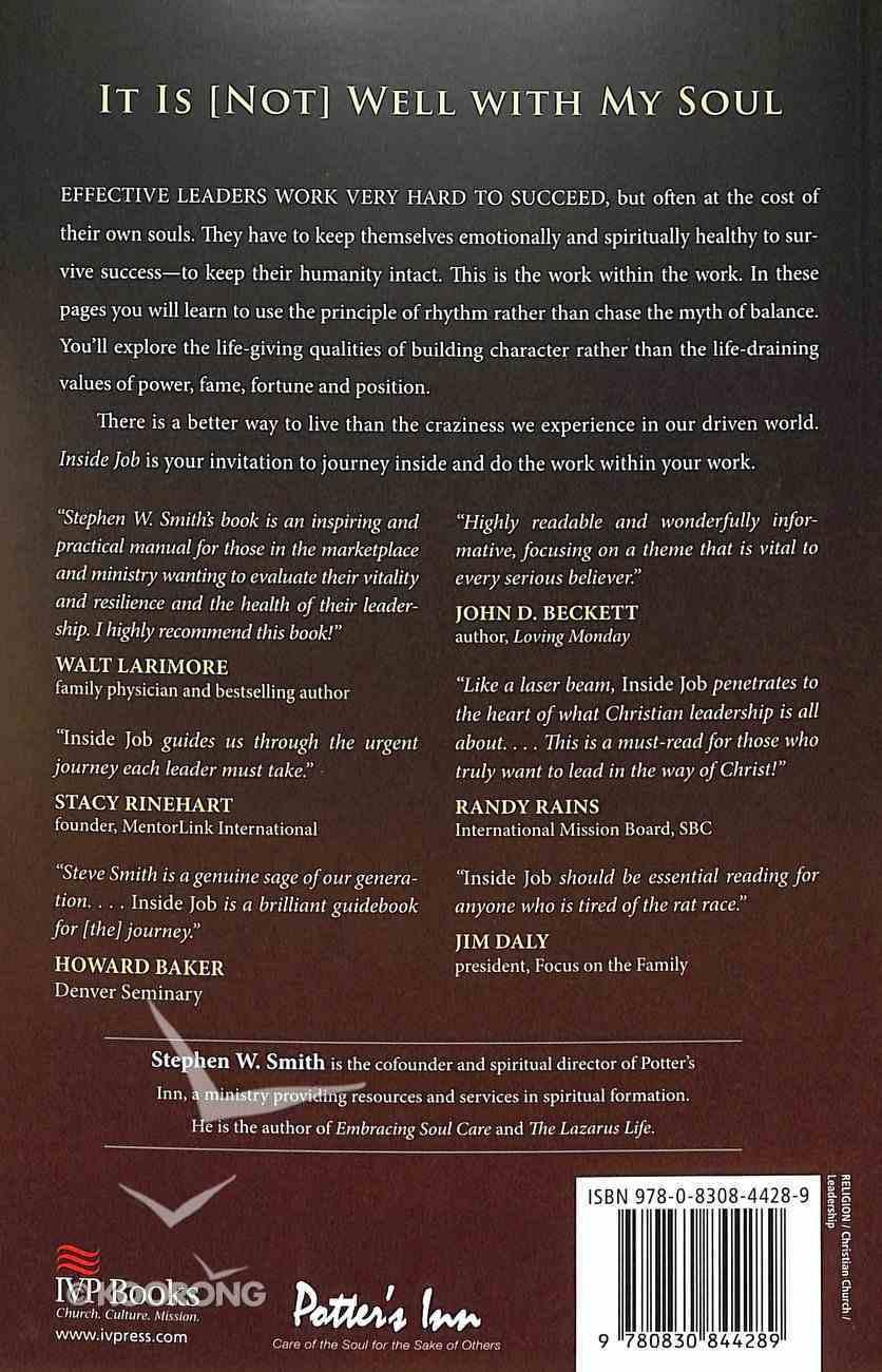 Inside Job Paperback