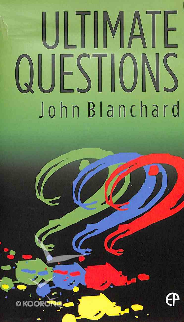 Ultimate Questions (Kjv) Booklet