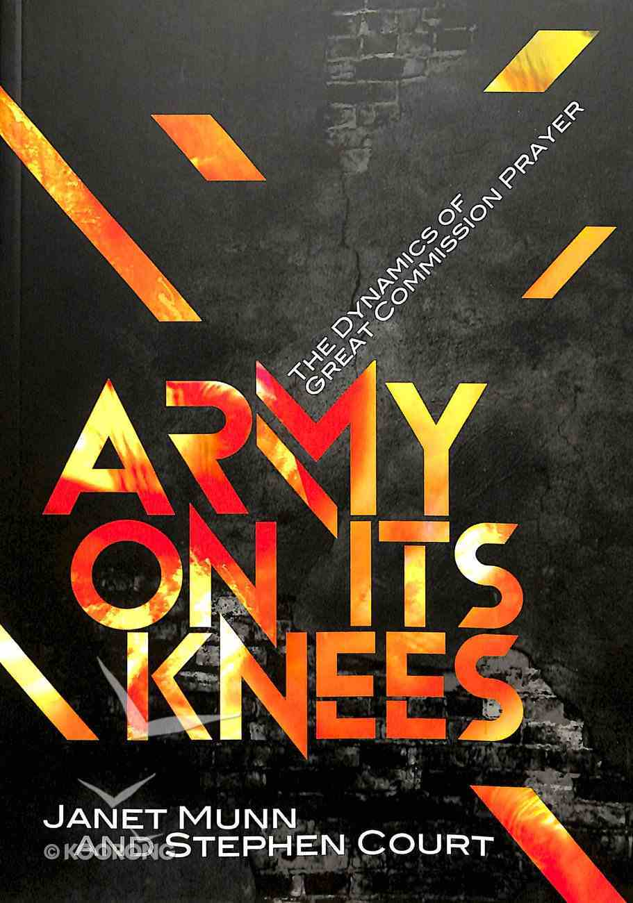 Army on Its Knees Paperback
