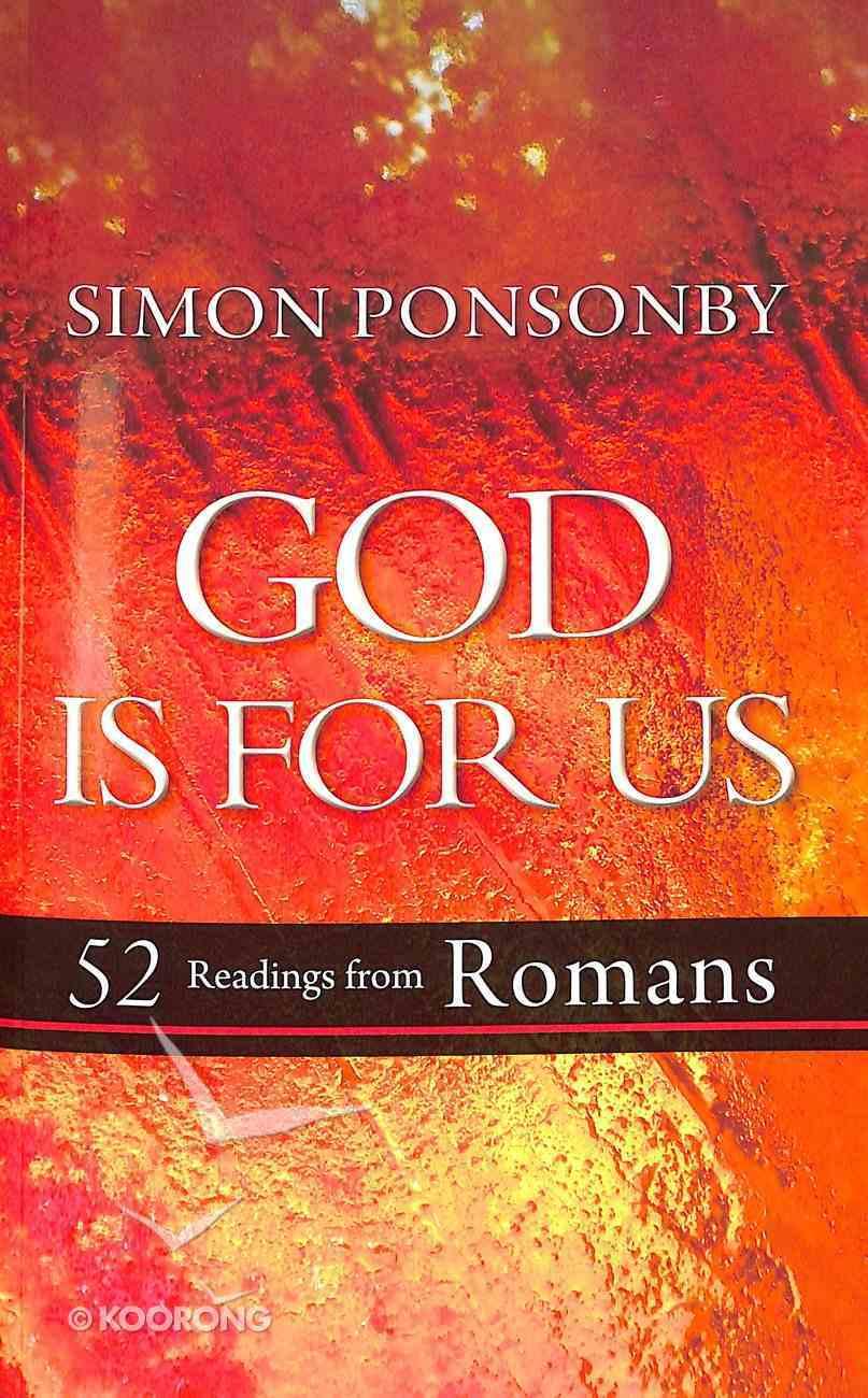 God is For Us Paperback