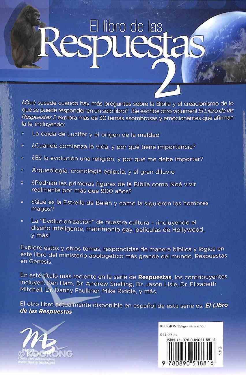 El Libro De Las Respuestas 2 (#2 in New Answers Book Series) Paperback