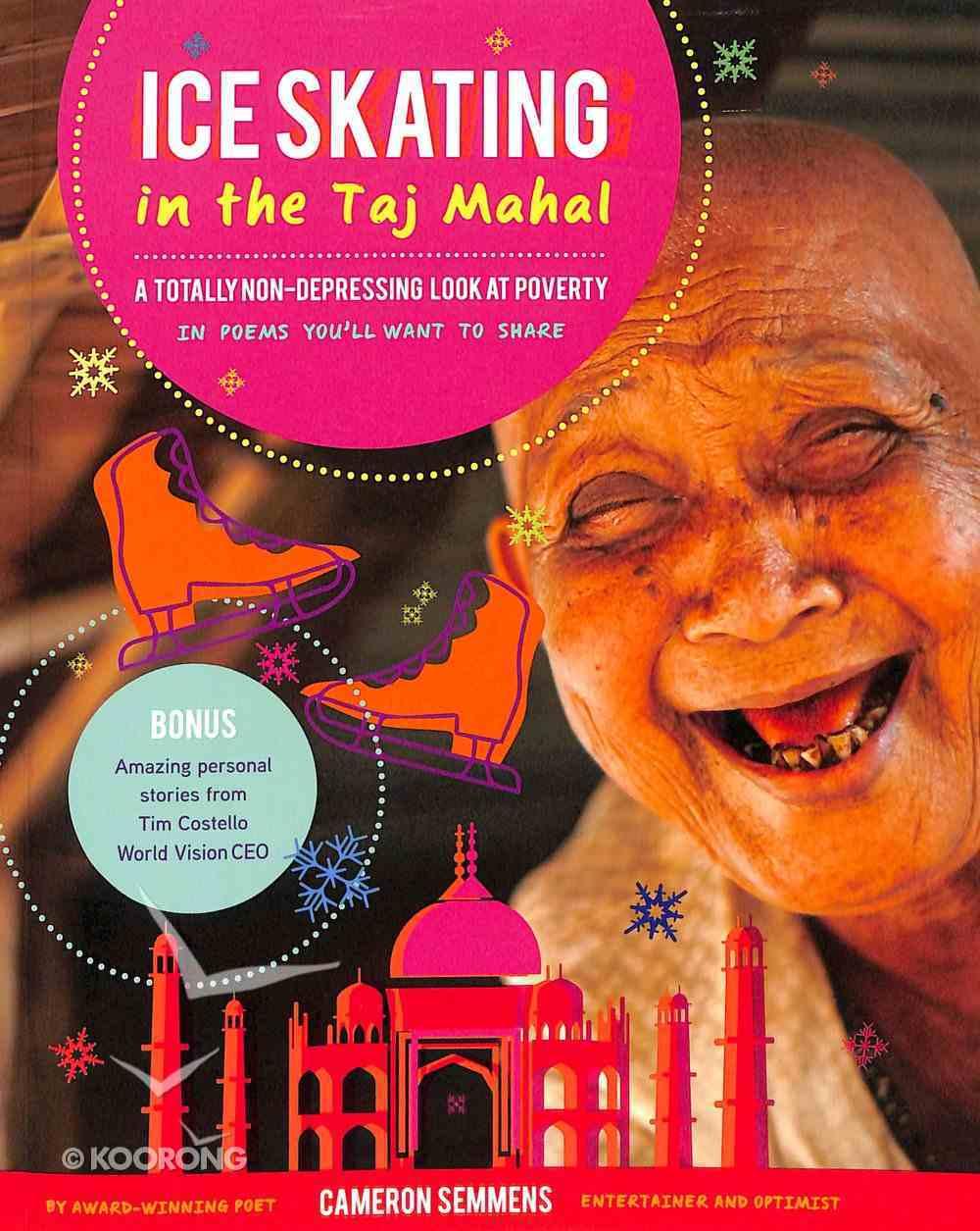 Ice Skating in the Taj Mahal Paperback