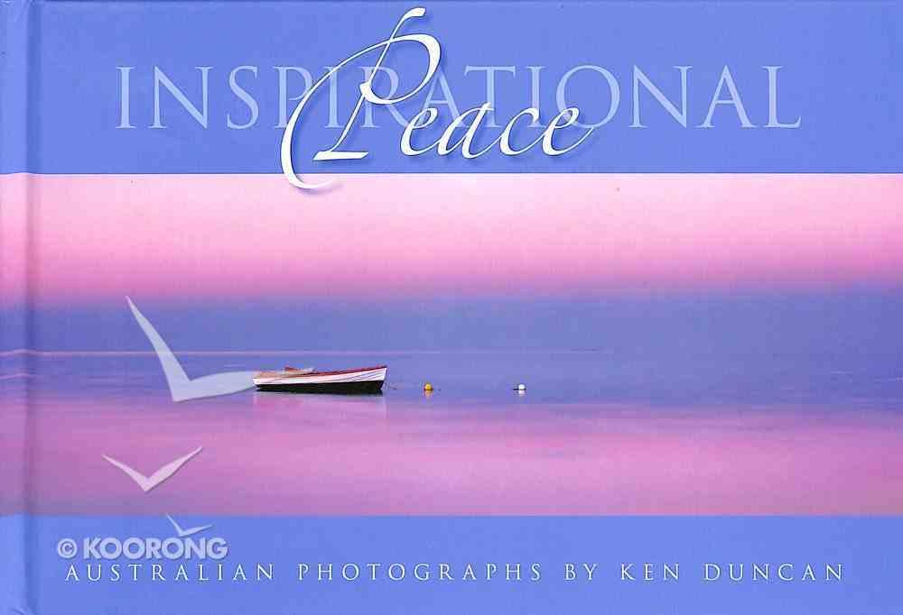 Inspirational Peace Hardback