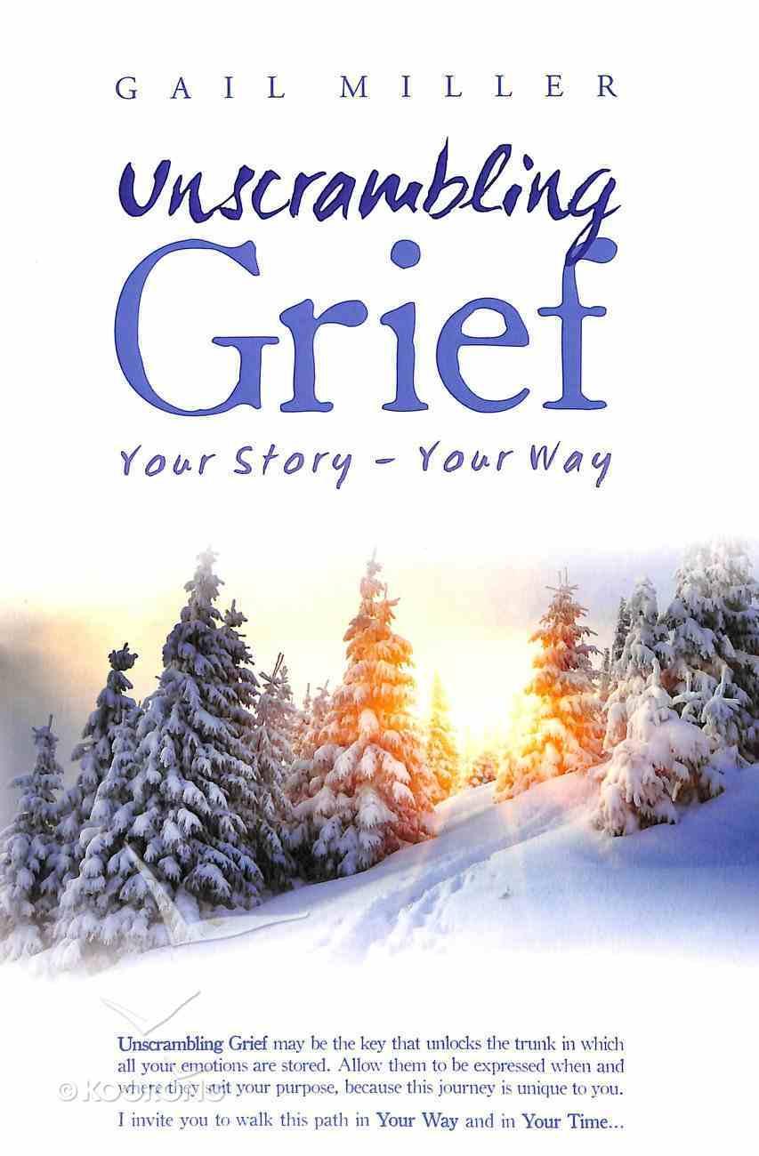 Unscrambling Grief Paperback