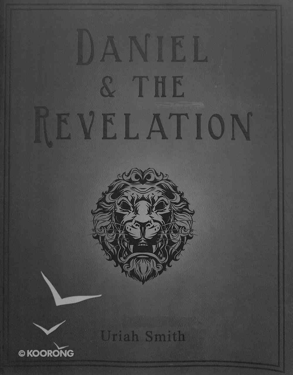 Thoughts on Daniel and Revelation Paperback