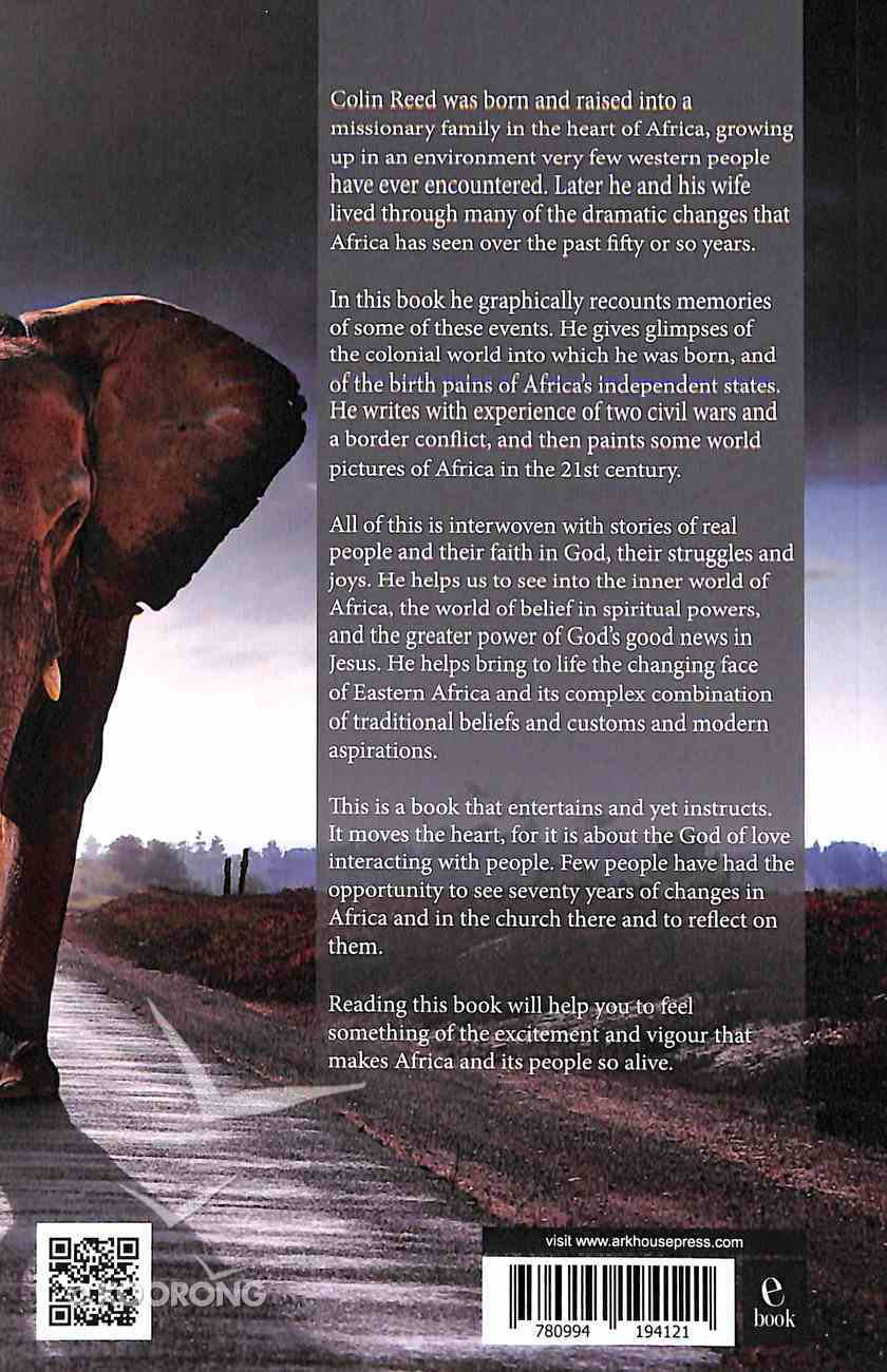 The Tent and the Elephant: And Other African Tales Paperback