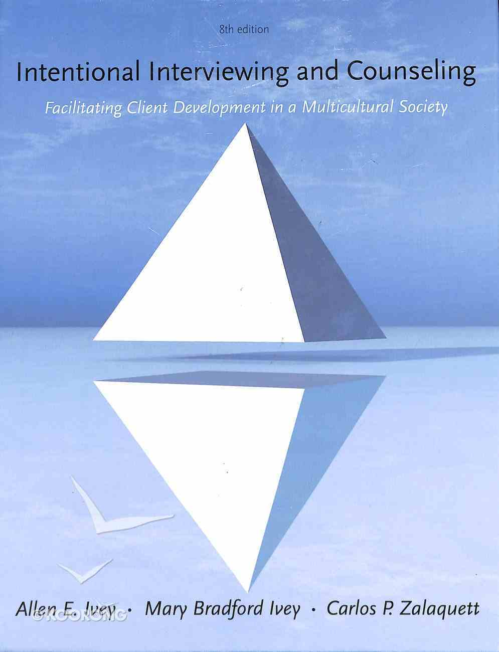 Intentional Interviewing and Counseling Paperback