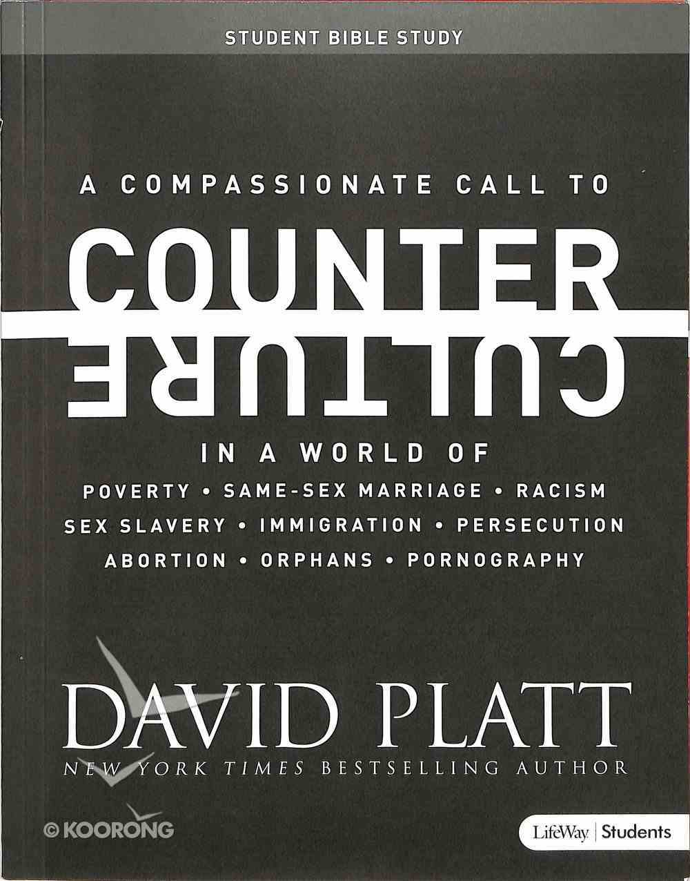 Counter Culture Student (Student Book) Paperback