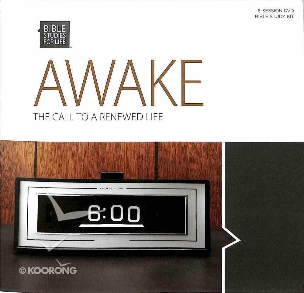 Awake a Call to a Renewed Life (Leader Kit) (Bible Studies For Life Series) Paperback