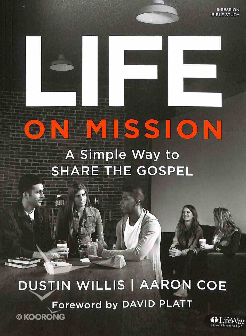 Life on Mission (Bible Study Book) Paperback