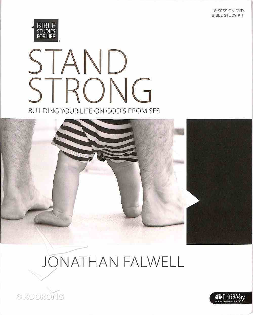 Stand Strong Building Your Life on God's Promises (Leader Kit) (Bible Studies For Life Series) Pack