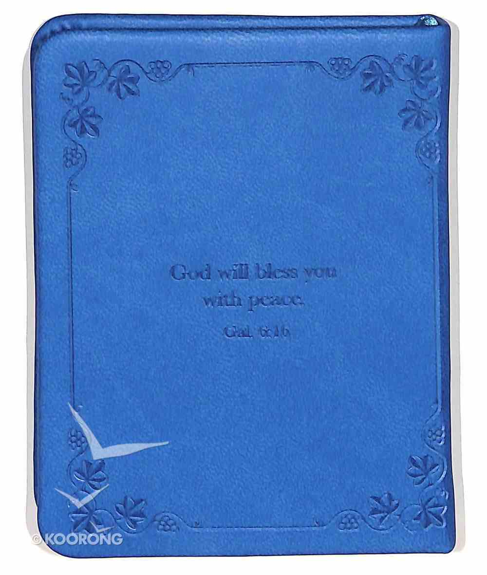 Peace (Bright Blue) (Pocket Inspirations Series) Imitation Leather