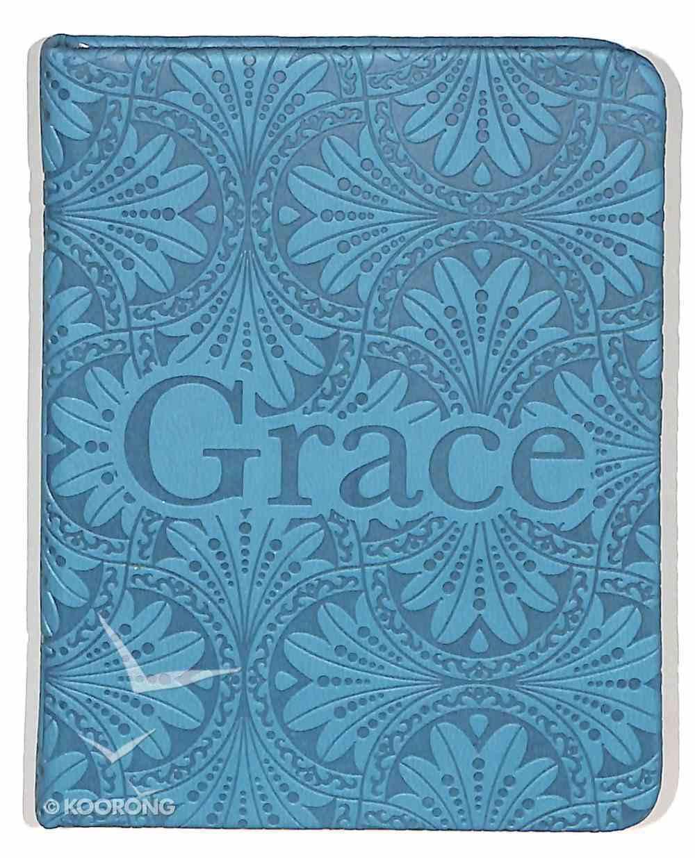 Grace (Turquoise) (Pocket Inspirations Series) Imitation Leather