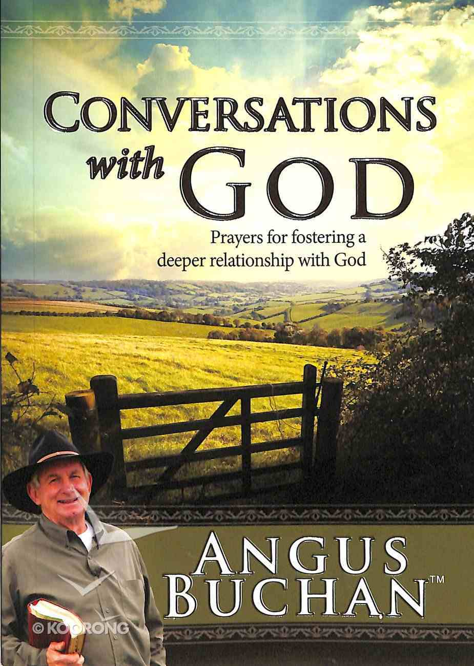 Conversations With God Paperback