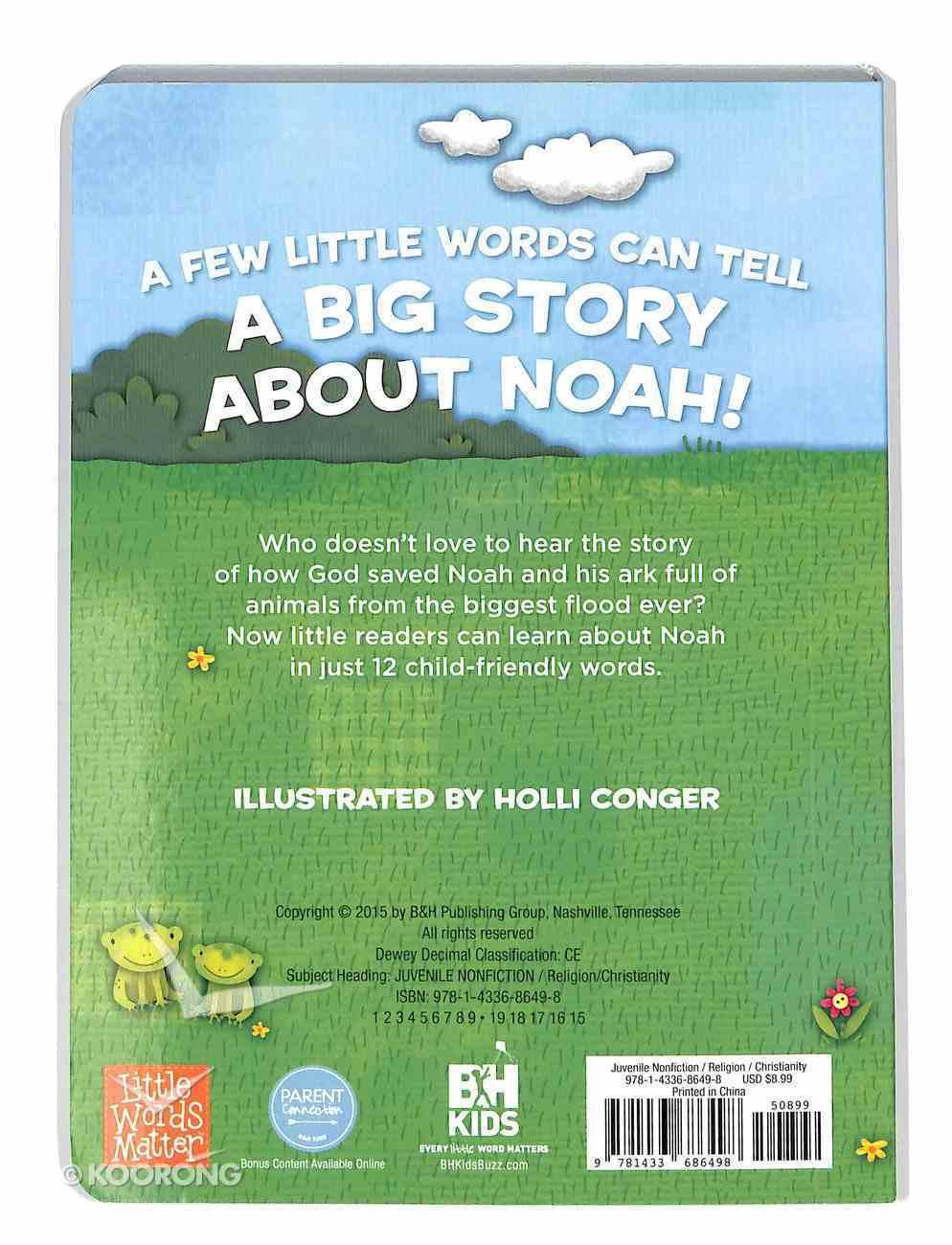Noah's Ark Board Book