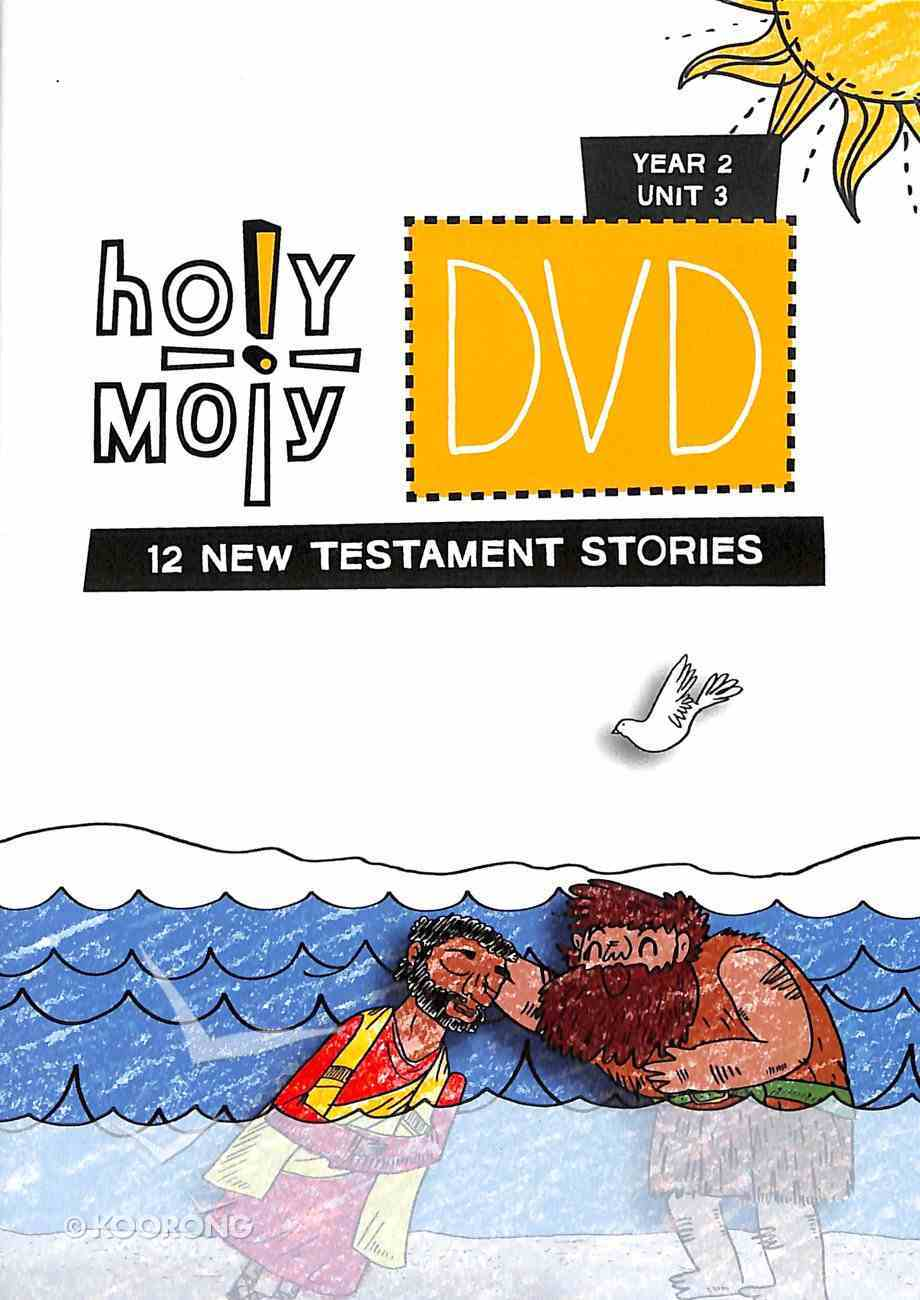 Hmoly Year 2 Unit 3 (Holy Moly Series) DVD