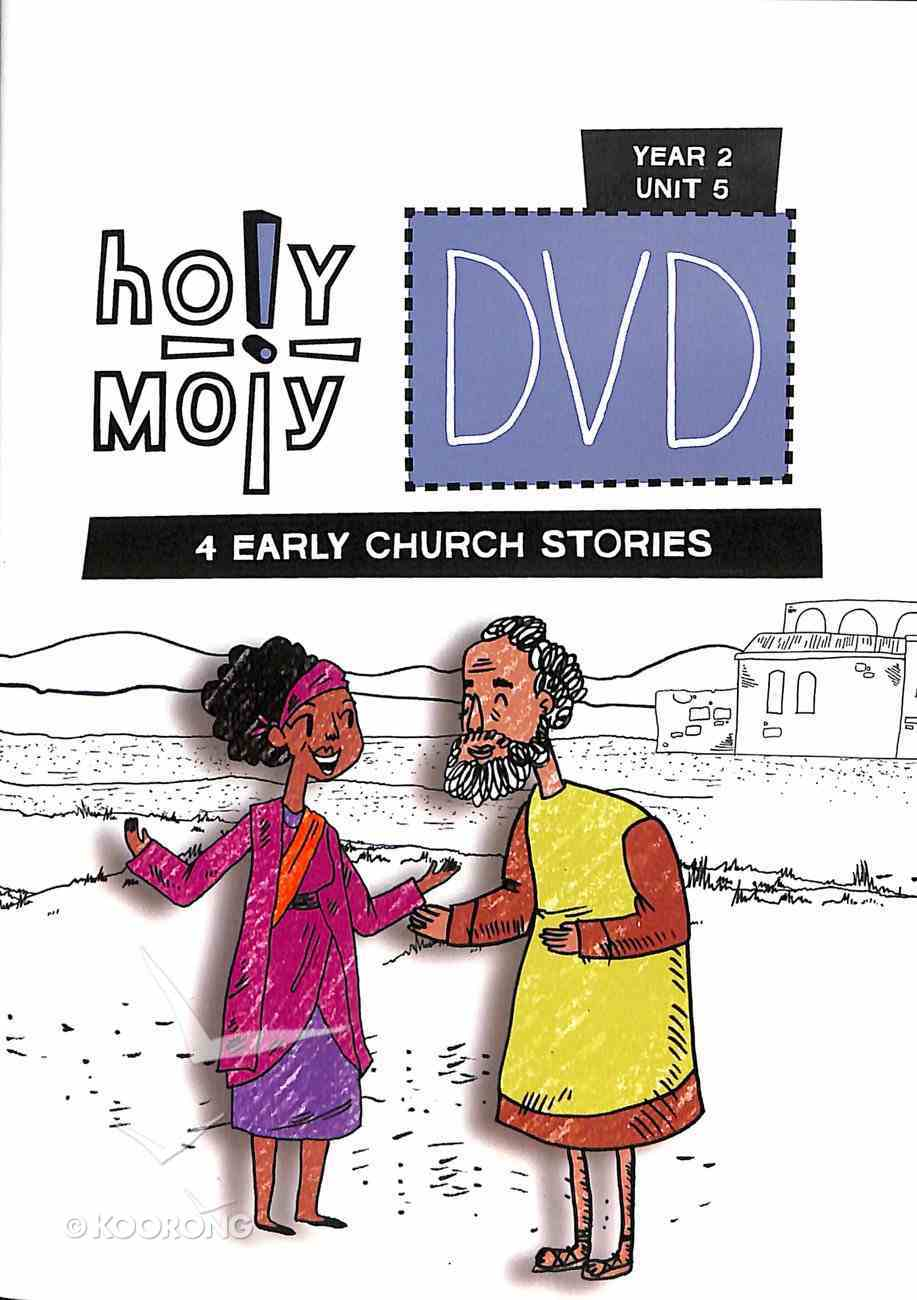 Hmoly Year 2 Unit 5 (Holy Moly Series) DVD