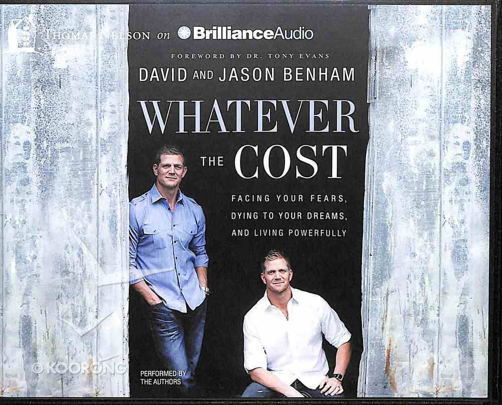 Whatever the Cost (Unabridged, 6 Cd) CD