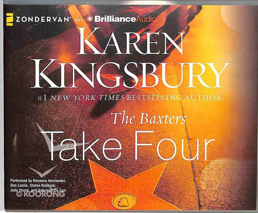Atlau Baxters Take Four (Unabridged, 11 CDS) (#04 in Above The Line Audiobook Series) CD