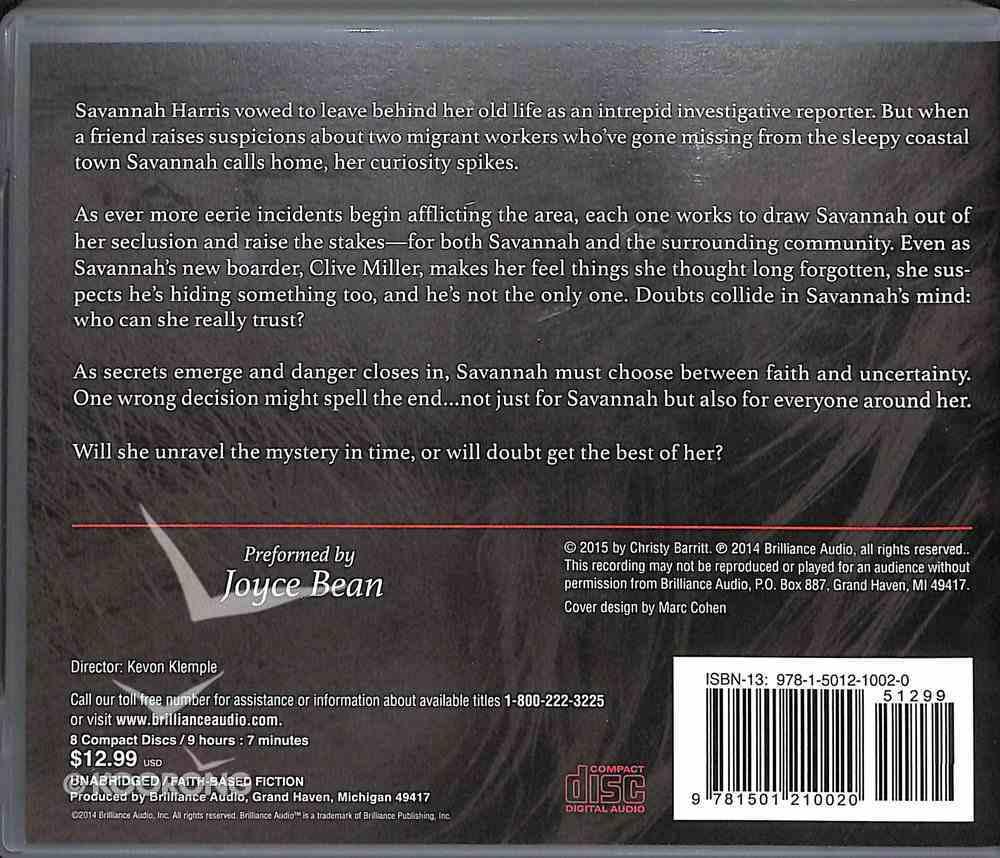 Dubiosity (Unabridged, 8 Cds) CD