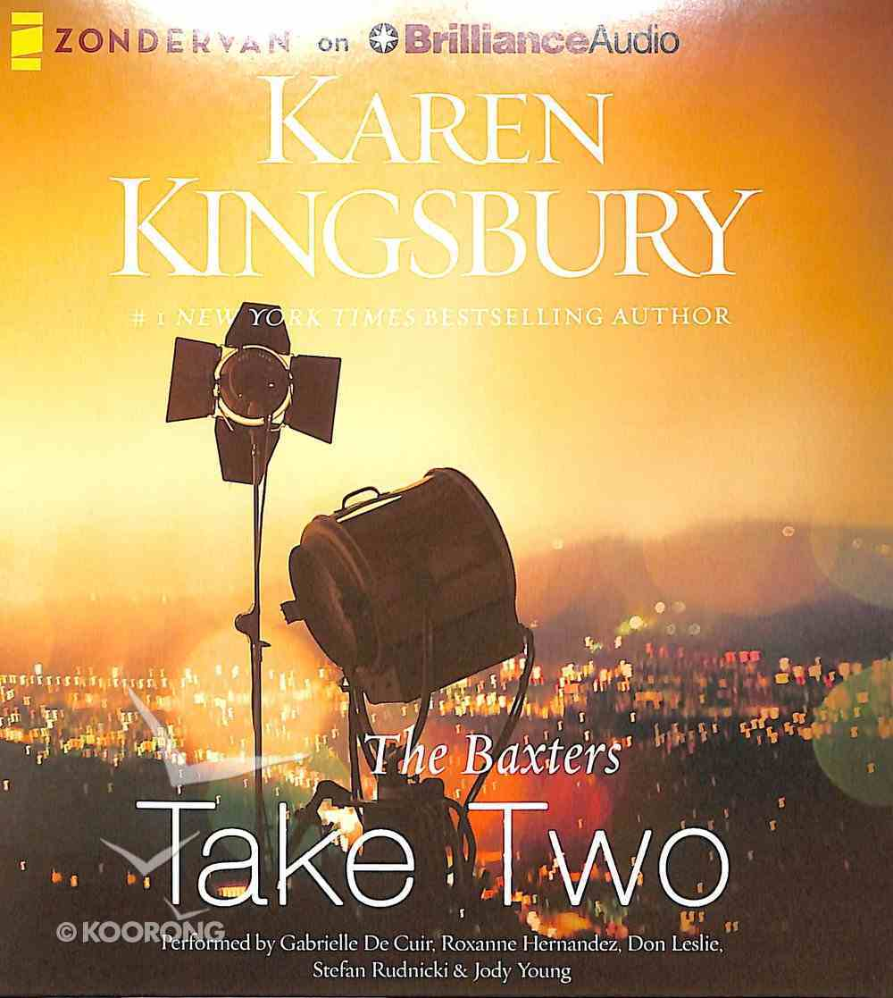 Baxters Take Two (Unabridged, 10 CDS) (#02 in Above The Line Audiobook Series) CD
