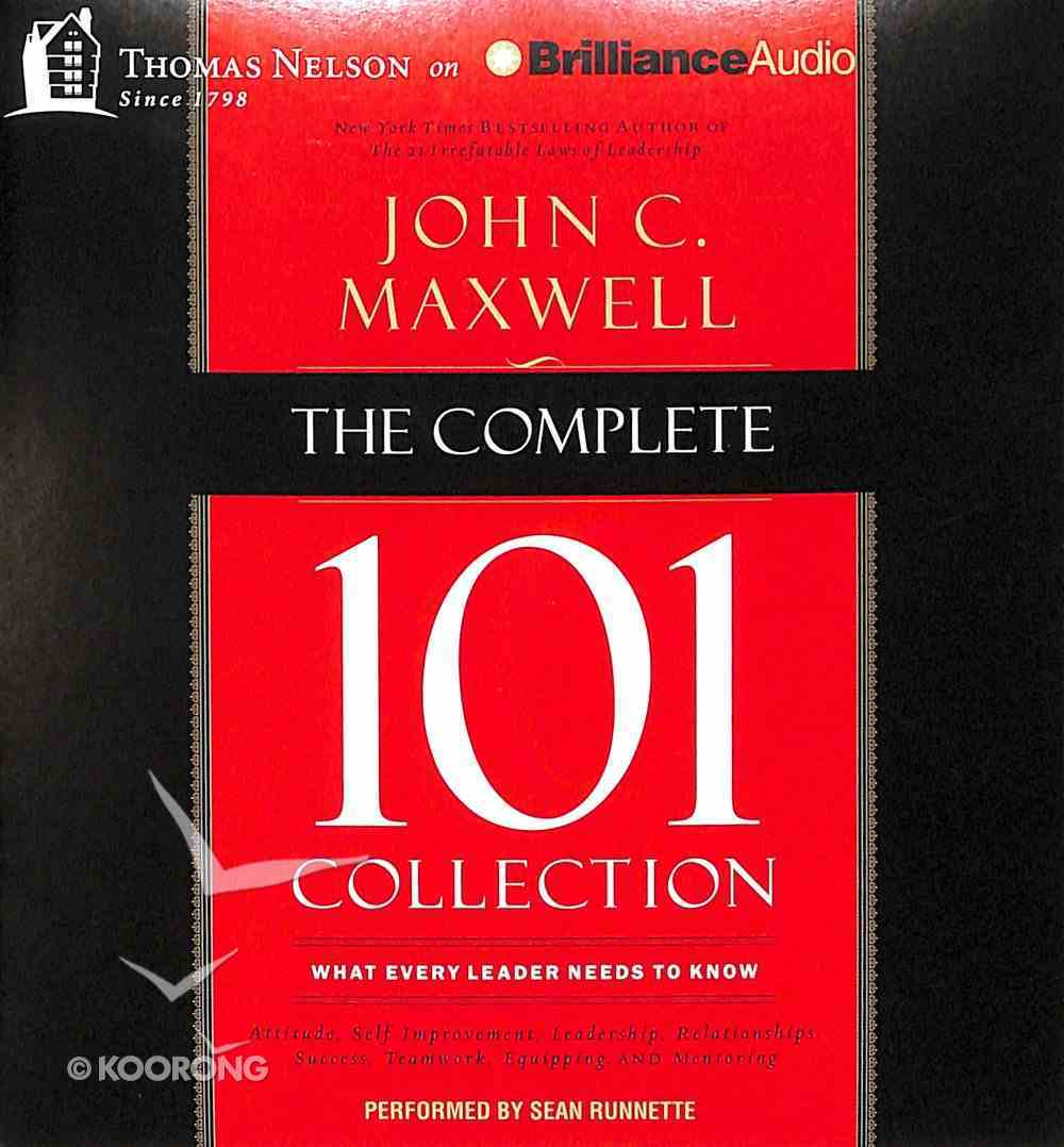 The Complete 101 Collection (Unabridged, 18cds) CD