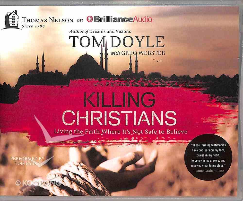Killing Christians (Unabridged, 7 Cds) CD