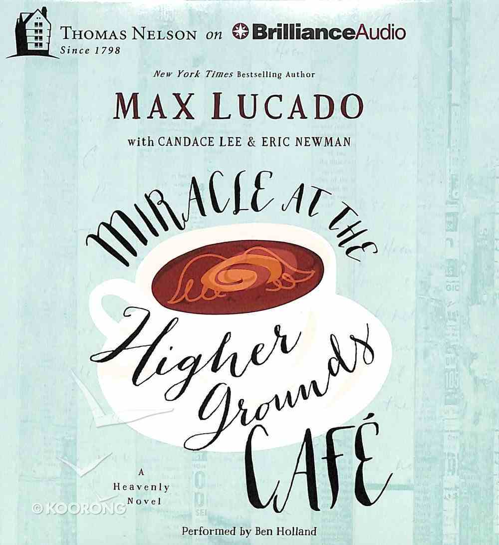 Miracle At the Higher Grounds Cafe (Unabridged, 5 Cds) CD