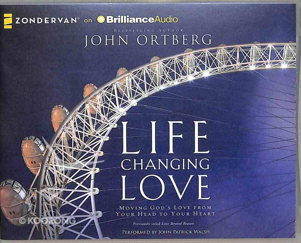 Life Changing Love (Unabridged, 7 Cds) CD
