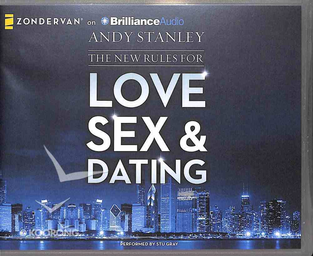 The New Rules For Love, Sex and Dating (Unabridged, 5 Cds) CD