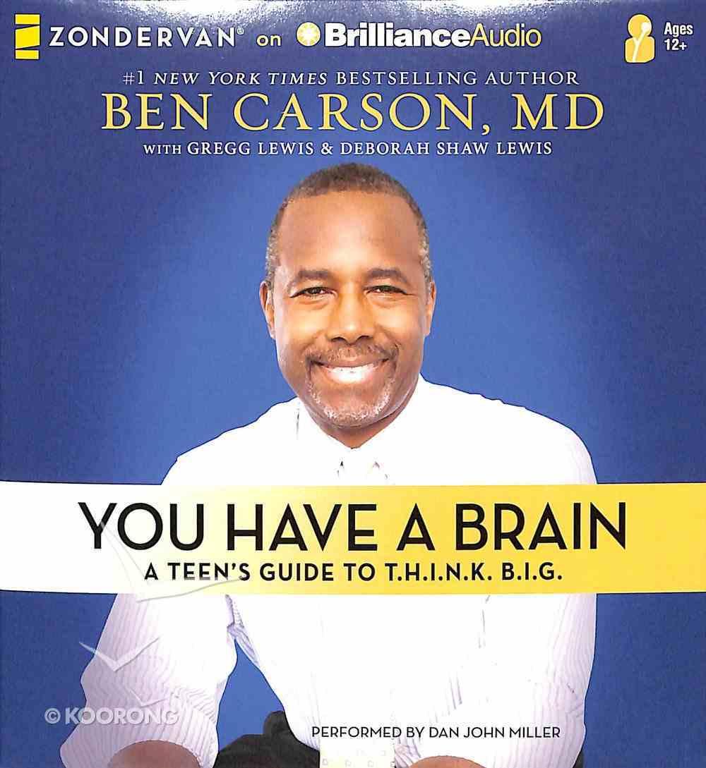 You Have a Brain (Unabridged, 6 Cds) CD