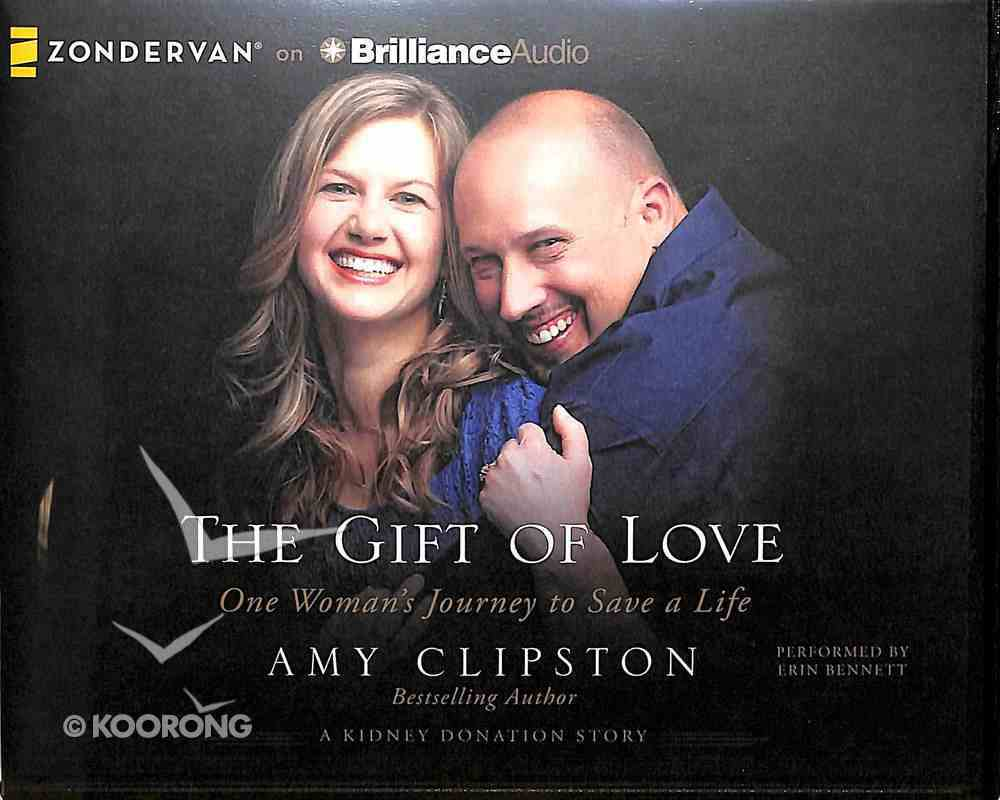 The Gift of Love CD