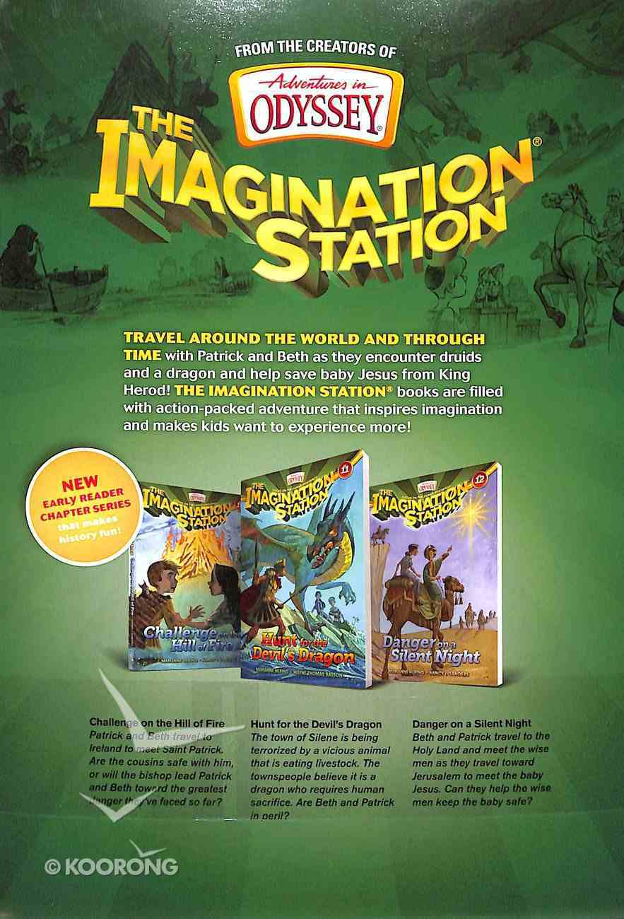 Aio: Imagination Station (Volume 10-12) (Adventures In Odyssey Imagination Station (Aio) Series) Pack
