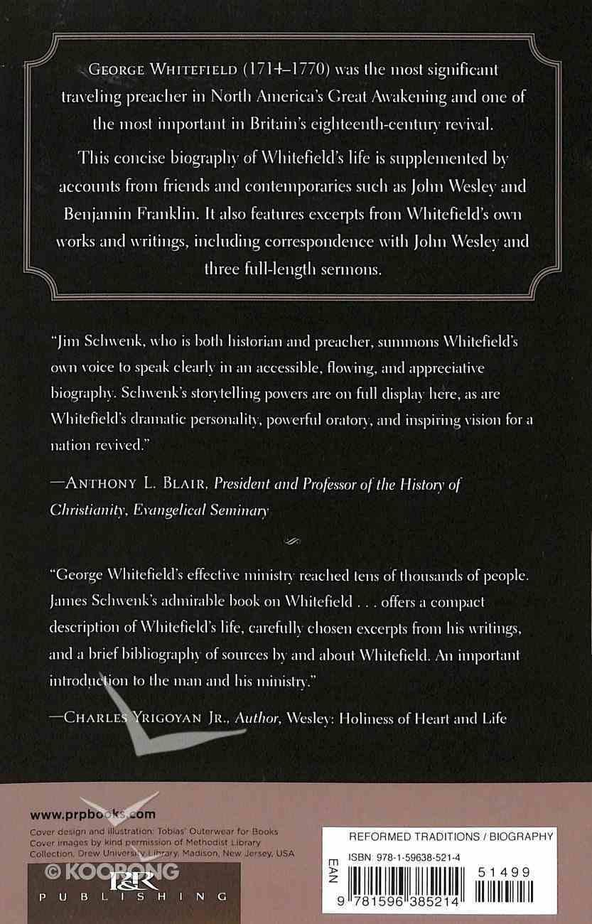 George Whitefield Paperback