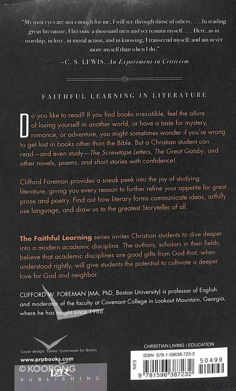 Literature (Faithful Learning Series) Booklet
